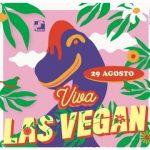 Funny Vegan Viva Las Vegan