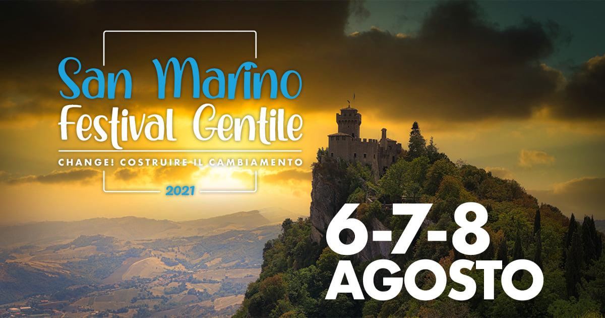 Funny Vegan News San Marino Festival Gentile